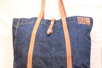 RRL/Murphy Tote Bag/Denim/48,600