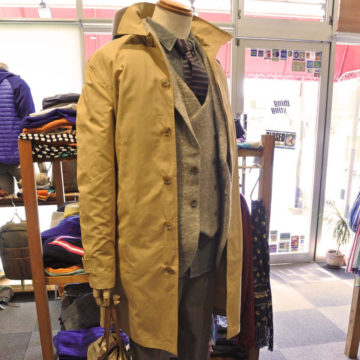 J.crew/Stand Fall collar Coat/Beige/18,900
