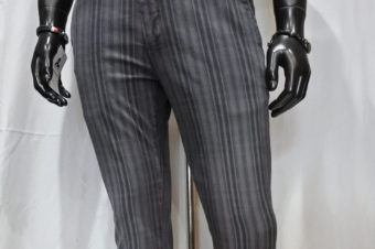 Hamaki-Ho/Stretch Slim Pants/Charcoal/23,760
