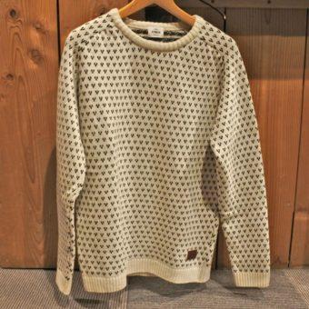 Klitmoller/Wool Sweater/Off White 20,196