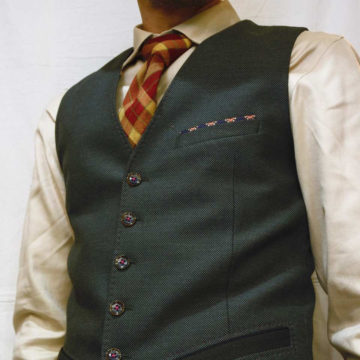 Ted Baker/Gilet/Charcoal/19,440