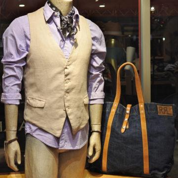 男が洋服を愛する時