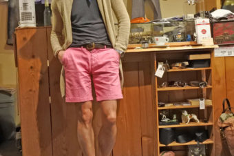 BARBATI/STRETCH COTTON SHORTS/16,200
