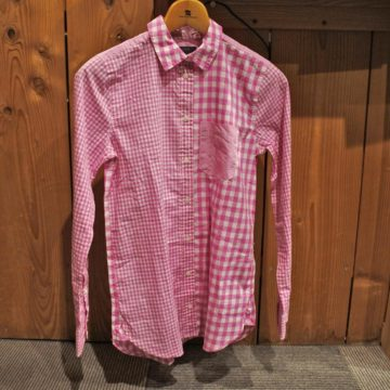 J.CREW/CRAZY GINGHAM CHECK SHIRTS/10,260