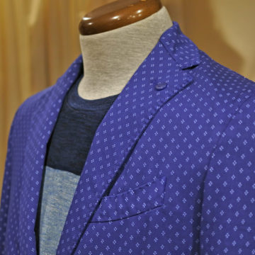SARTORIA TOSCANA/TAILORED JACKET/29,700