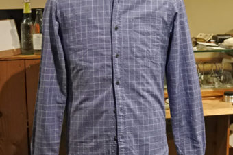 SCOTCH&SODA/COTTON CHECK SHIRTS/15,120