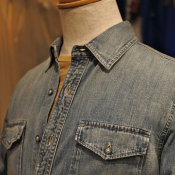 AG/WASHED DENIM SHIRTS/19,980
