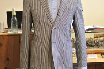 BEL-AMI/COTTON TAILORED JACKET/48,600