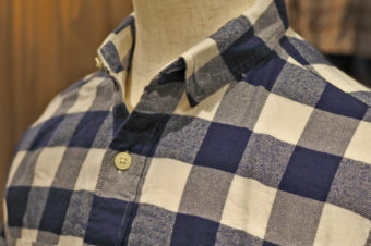 J.CREW/BLOCK CHECK FLANNEL SHIRTS/9,180