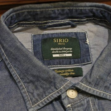 SIRIO/DENIM SHIRTS/16,200