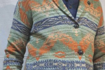 Denim&Supply/Shawl Collar Native Cardigan/19,980