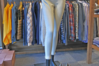 RALPH LAUREN/STRETCH DENIM LEGGINGS/11,880/R-3-075