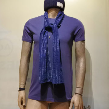 RRL/ロゴ刺繍Tシャツ/10,260