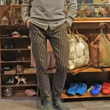 SCOTCH&SODA/STRETCH STRIPE PANTS/17,280