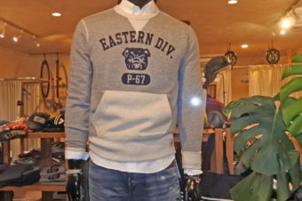RALPH LAUREN/POCKET SWEAT SHIRTS/19,980