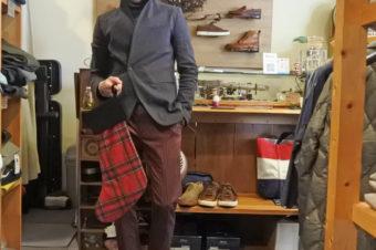 クリスマスジャケット