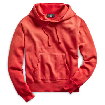RRL/WASHED SWEAT HOODY/24,200