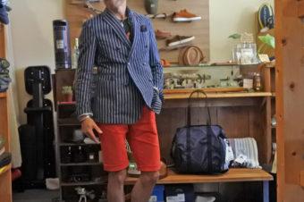 おしゃれさんの服は魅せるモノ