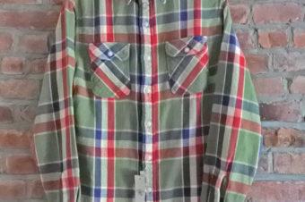 たとえばこんなチェックシャツ