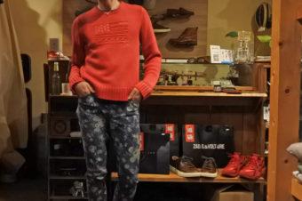 赤と青の52年モノおやぢ