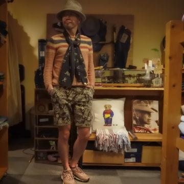 夏ニット着れる人
