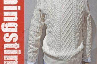 婚活とセーター。TPPOに合わせたスタイルを。
