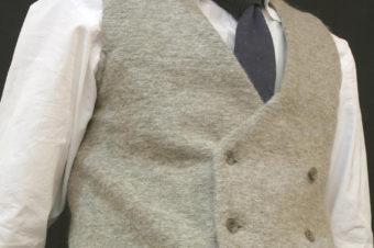 Andrea/Mohair Double Vest/22,032