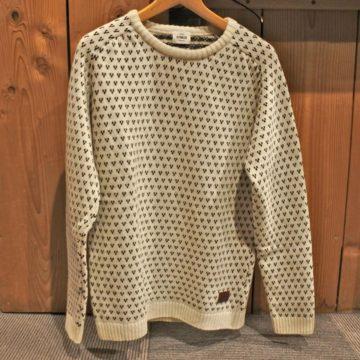 Klitmoller/Wool Sweater/Off White/20,196