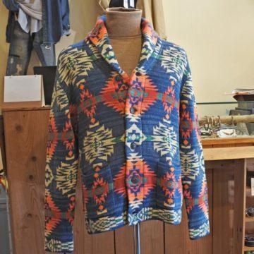 Denim&Supply/Shawl Collar Native Cardigan/21,600