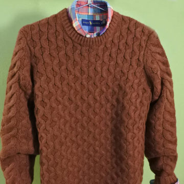 rag&bone/Wool Sweater/Brown/19,440