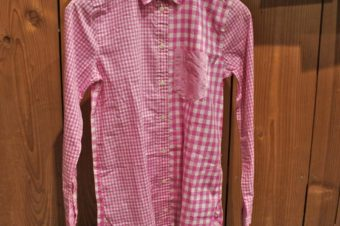 J.CREW/CRAZY GINGHAM CHECK SHIRTS/6,480