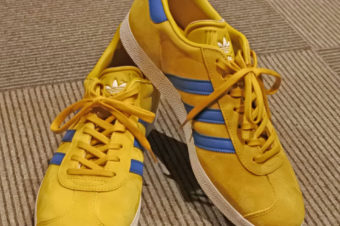 adidas/GAZELLE/16,200