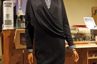 ALLSAINTS/WOOL KNIT DRESS/21,600