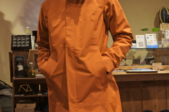 ARC'TERYX/CODETTA COAT/43,200