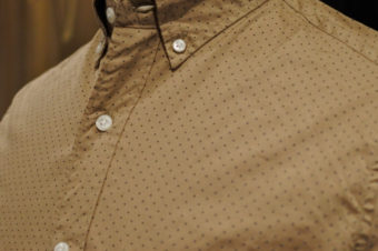 J.CREW B.D DOT COTTON SHIRTS/12,960