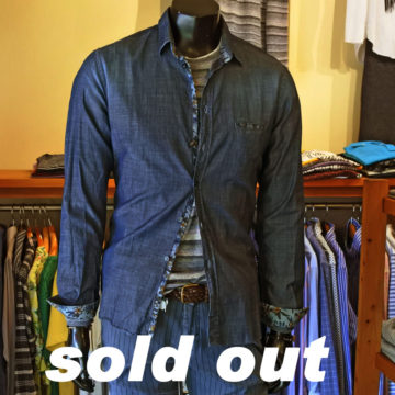 JEY COLEMAN/DENIM SHIRTS/19,440