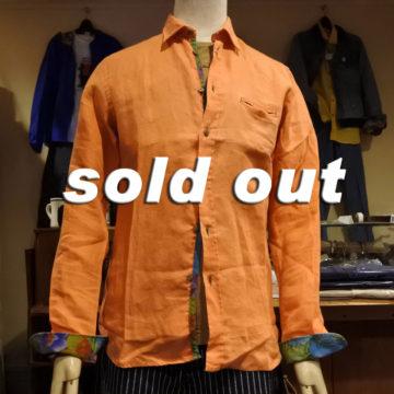 JEY COLEMAN/BOTANICAL LINEN SHIRTS/18,900