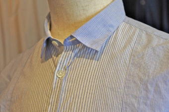 john varvatos/STRIPE COTTON SHIRTS/23,760