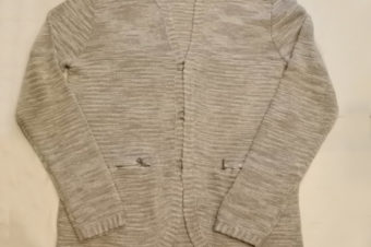 john varvatos/LINEN COTTON CARDIGAN/55,000
