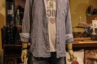 JOHN VARVATOS/I LOVE ROCK Tee/11,000