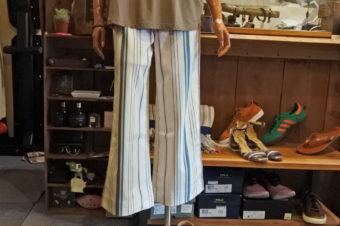 madewell/STRIPE WIDE PANTS/17,280