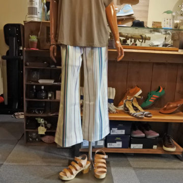 madewell/STRIPE WIDE PANTS/17,280