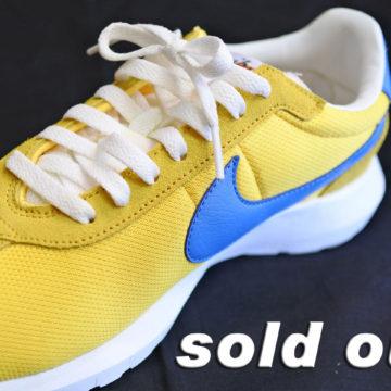 Nike/Roshe LD-1000/Yellow/ladies/Size 10/27cm/12,960