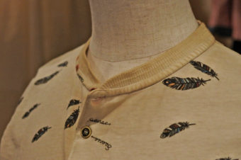 SSEINSE/HENLEY NECK SHIRTS/8,640