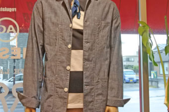 WALLACE&BARNES/CHAMBRAY SHIRTS JACKET/19,980