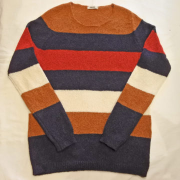 stilosophy/CREW NECK KNIT/27,000