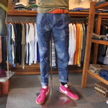 OBVIOUS BASIC/STRETCH PANTS/25,920