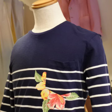 RALPH LAUREN/BORDER BOTANICAL L/S Tee/11,340