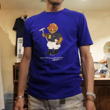 RALPH LAUREN/POLO BEAR Tee/10,260