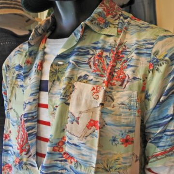 RALPH LAUREN/HAWAIIAN SHIRTS/10,368